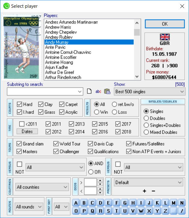 OnCourt screenshot